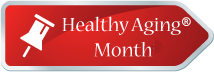 sept is healthy aging month