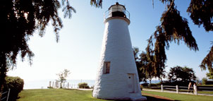 maryland tourism lighthouse
