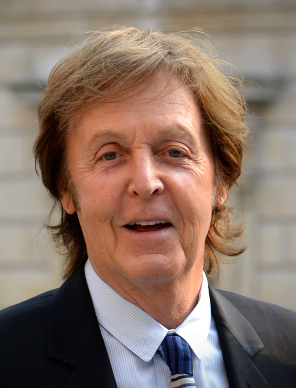 Paul McCartney - Healthy Aging Magazine