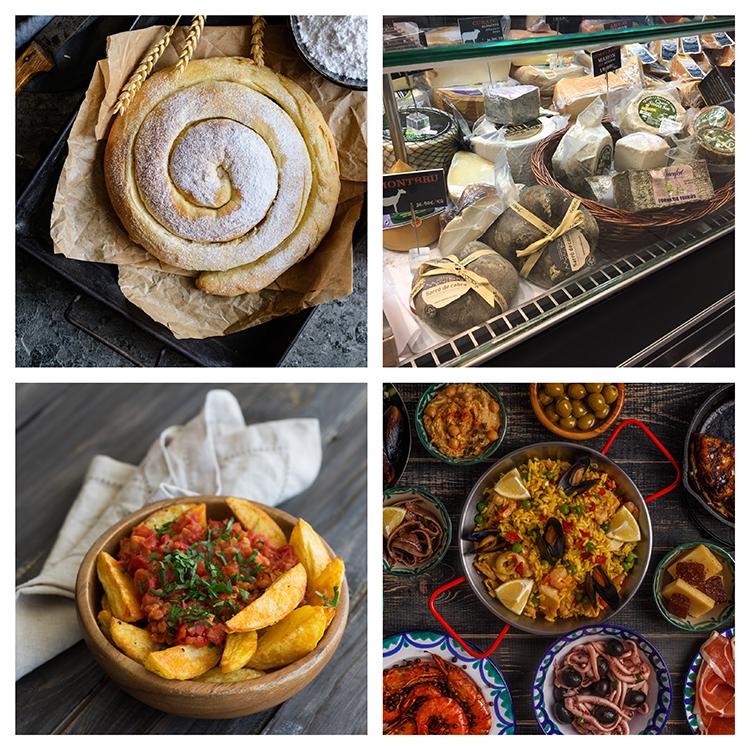 Mallorca foods