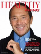 Healthy Aging Magazine Features Paul Anka