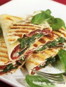 Mediterranean Diet:  Weekend Comfort Food Ideas, Panini & Pasta Recipes from Mooney Farms