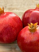 Pomegranate Juice…healthy and a new ingredient to try