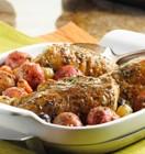 Quick & Healthy Slow Cooker Chicken & Potatoes