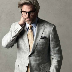 Nordstrom Men's Fashion.  Used with permission.  Healthy Aging Magazine tips for men to do it right.