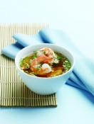 Thai Shrimp Soup As Featured in Healthy Aging Magazine