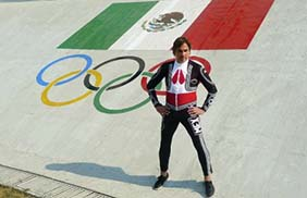 Hubertus Von Hohenlohe  is oldest competitor at the Sochi Winter Games.