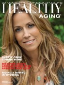 2014 Healthy Aging Magazine Cover_Sheryl Crow