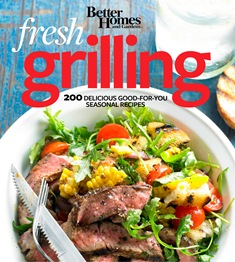 Fresh Grilling book cover