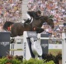 46 Year Old  Rider Sweeps the Hampton Classic Grand Prix