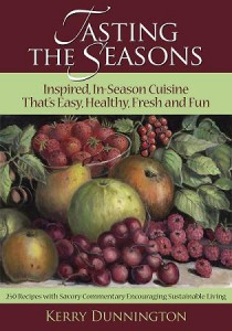tasting seasons cookbook cover