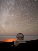 Star Gazing in Tenerife, Spain is New Healthy Aging Facebook Cover Photo