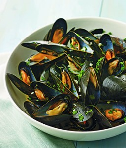 spicy thai steamed mussels 282