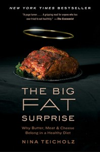 Big Fat Surprise Book Cover 282