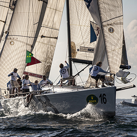 NYYC Invitational Cup Presented by Rolex. Photo: Daniel Forster
