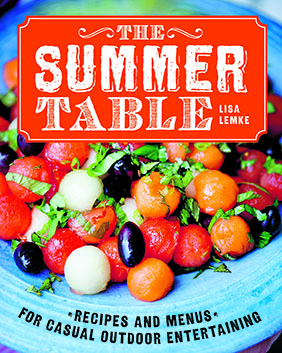 The Summer Table cookbook