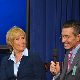 White House Conference on Aging Diana Nyad