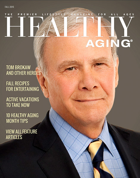 Healthy Aging Magazine Fall Issue Published