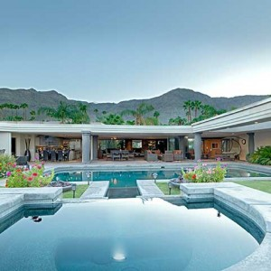 On the market, Home of Academy Award winning entertainer Bing Crosby. Photo: Christina Frary of Mathew David Studio