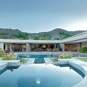 On the market, Home of Academy Award winning entertainer Bing Crosby. Photo: Christina Frary of Mathew David Studio