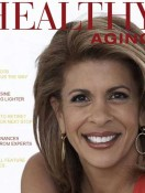Healthy Aging Magazine Features Hoda Kotb