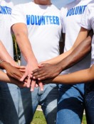 Volunteering Promotes Social Relations, Combats Loneliness