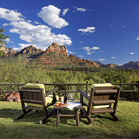 Photo: L'Auberge Sedona