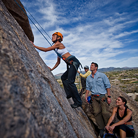 Rock-Climbing-Boulders-Resort-and-Spa-Arizona