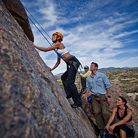 Rock-Climbing-Boulders-Resort-and-Spa-Arizona