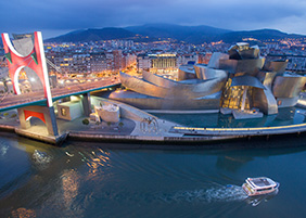 Photo used with the permission of Bilbao Turismo