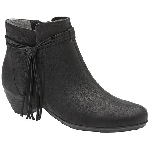 Abeo short boot. Style: Nella