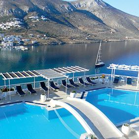 Aegialis Hotel, Amorgos, Greece