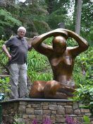 National Hotelier Pivots to Life as a Successful Sculptor