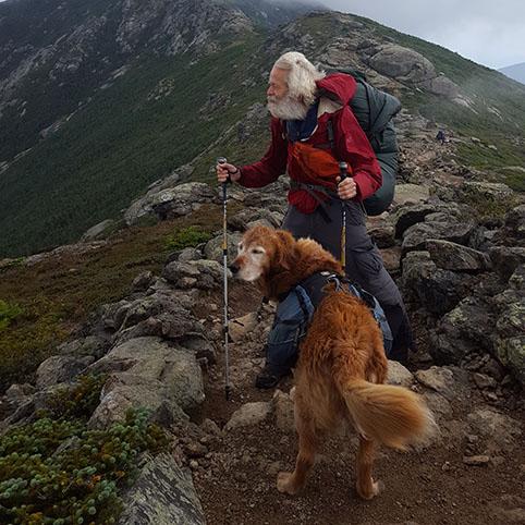 "Soren ""Sojo"" West, Appalacian Trail Thru-Hiker"