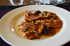 Clos Pons Veal Scallopine