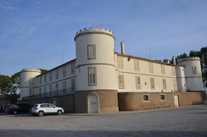 Castell del Remei Cellar