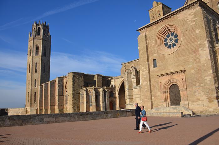 Turó Seu Vella Cathedral Lleida