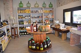 El Parral shop