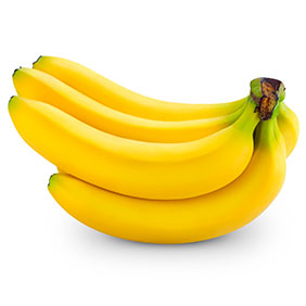 bananas source for potassium