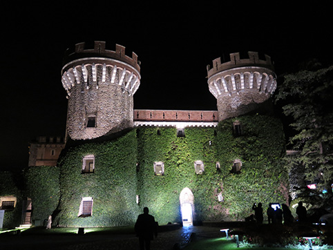 Peralada Castle