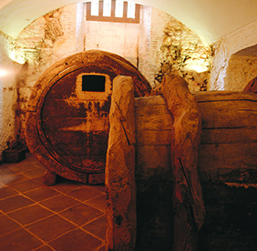 Wine Museum. Photo: Castell de Peralada