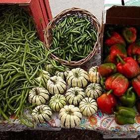 Green City Market. Farmers Market. Healthy Aging