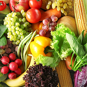 new diet study fruits vegetables