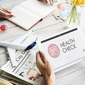 health check healthy aging