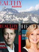 Special Complimentary Healthy Aging® Magazine Offer for Groups in Honor of September is Healthy Aging® Month