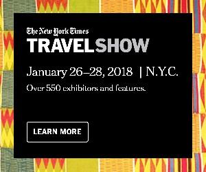NY Times Travel Show