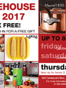 Emile Henry USA Annual Mega Warehouse Sale of Kitchen Products