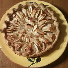 apple tart healthyaging.net