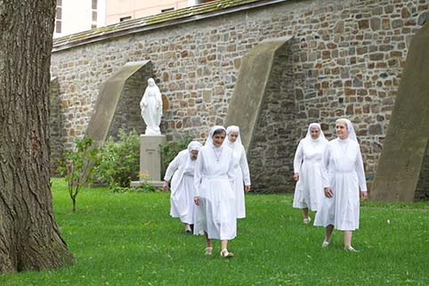 monastere des augustines healthy aging