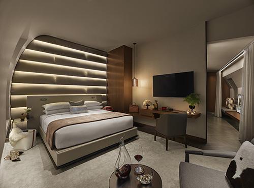 Cohan Suite, Knickerbocker Hotel